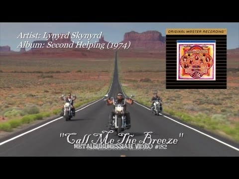 Call Me The Breeze - Lynyrd Skynyrd (1974)