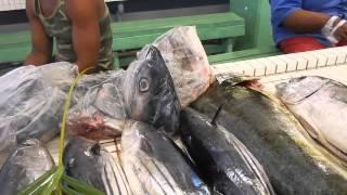 Apia Fish Market - Apia, Samoa