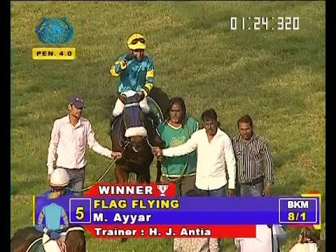 Flag Flying with M Ayyar up wins The Roedl & Partner Trophy 2018