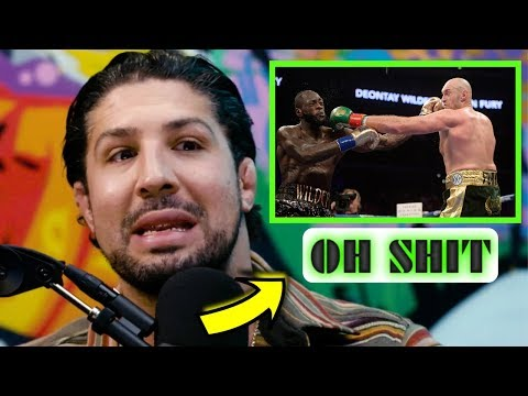 Brendan Schaub Talks Deontay Wilder Vs Tyson Fury 2