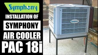PAC 18i - Symphony Industrial Air Cooler | installed by Cool Wind Engineers