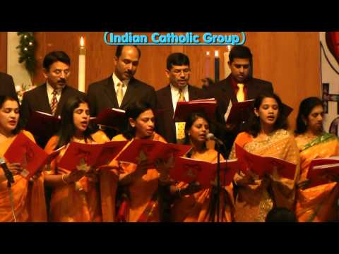 Minni Minni Tharagankal - Indian Catholic Group Choir