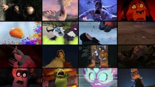 Favorite Animated Movie Villains Defeats and Deaths | Spiros LP