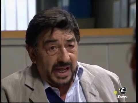 Juan Antonio Galvez dobla a Leon Rippy en Deadwood