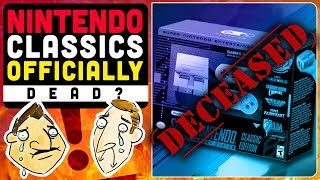 NES and SNES Classic Systems Cancelled? - Hot Take