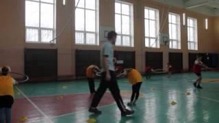 """Інноваційний урок фізичної культури. 2-А клас. Тема """"Дитяча легка атлетика"""
