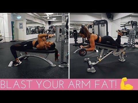 TONE & SHAPE YOUR ARMS | BICEPS & TRICEPS WORKOUT