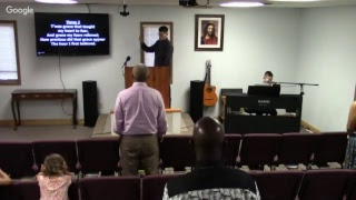 (7-1-18PM) Thus Saith The Lord For Today - Jesse Smith