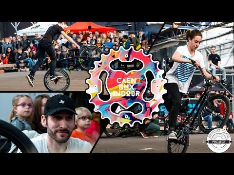 """UN KIDS, UNE GIRL, UN PRO.. RETOUR SUR """"CAEN BMX INDOOR"""" 2017"""