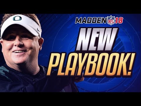 Madden 18 New Playbook - THE SPREAD!
