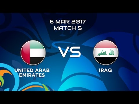 #AFCBeachSoccer2017 - M5 United Arab Emirates vs. Iraq