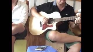 Đừng hát khi buồn (Cover) - Hoàng Tường ft Tiến Nguyễn