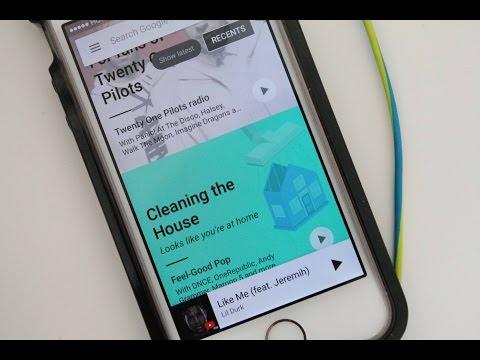 Google Play Music Get