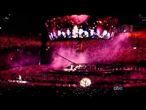 U2 at the 2011 Billboard Music Awards - Top Touring Artist