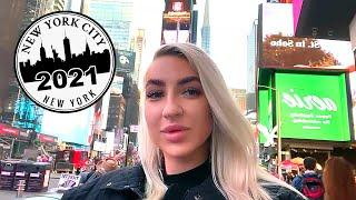 NEW YORK CITY 2021 - VLOG