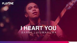 Barry Likumahua Project  - I Heart You (SMASH Cover)   Radioshow