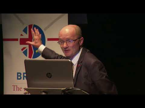 Living and working in post-Brexit Birmingham - John Bryson
