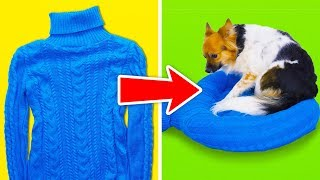 15 COOL CRAFTS FOR YOUR PETS
