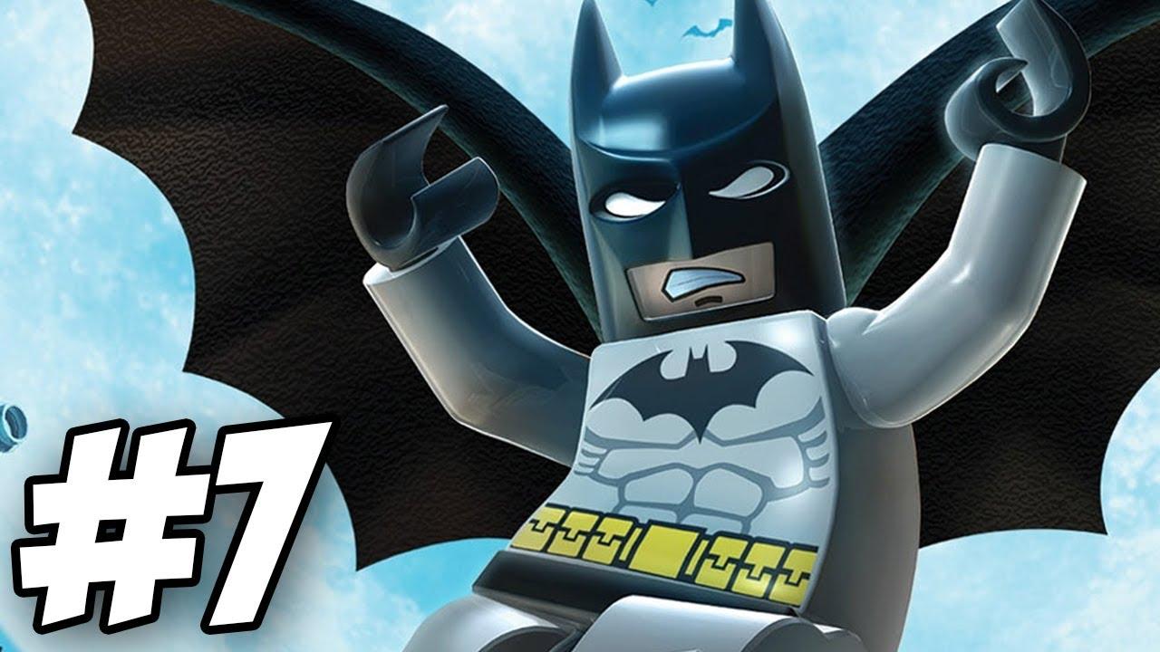 Lego Batman: The Videogame Walkthrough | Zoos Company ...