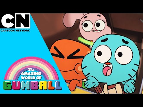 The Amazing World Of Gumball | The Vacation | Cartoon Network