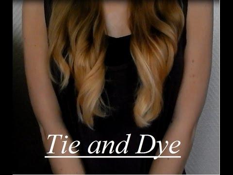 dcoloration pointes des cheveux pour tie dye pastel partie 1 lespetitesaddictionsdemarion lespetitesaddictionsdemarion - Coloration Blonde Sans Dcoloration