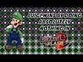 Luigi Wins Against LV 9 CPUs By Doing ABSOLUTELY NOTHING In Super Smash Flash 2 mp3