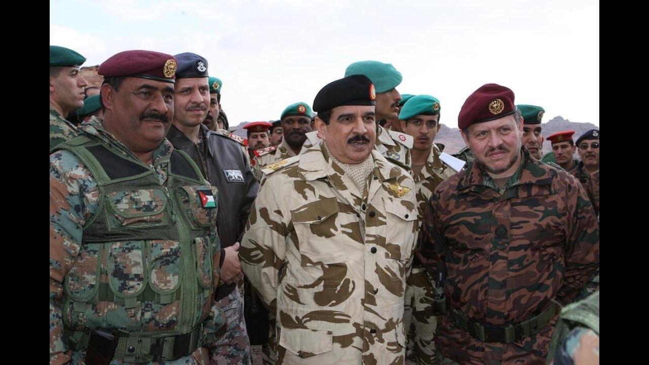 ملكا الأردن والبحرين يبحثان جهود محاربة الإرهاب والتعاون ...