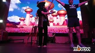 Halloween - 2018 acrobatica fakir magic,illusion Benidorm España