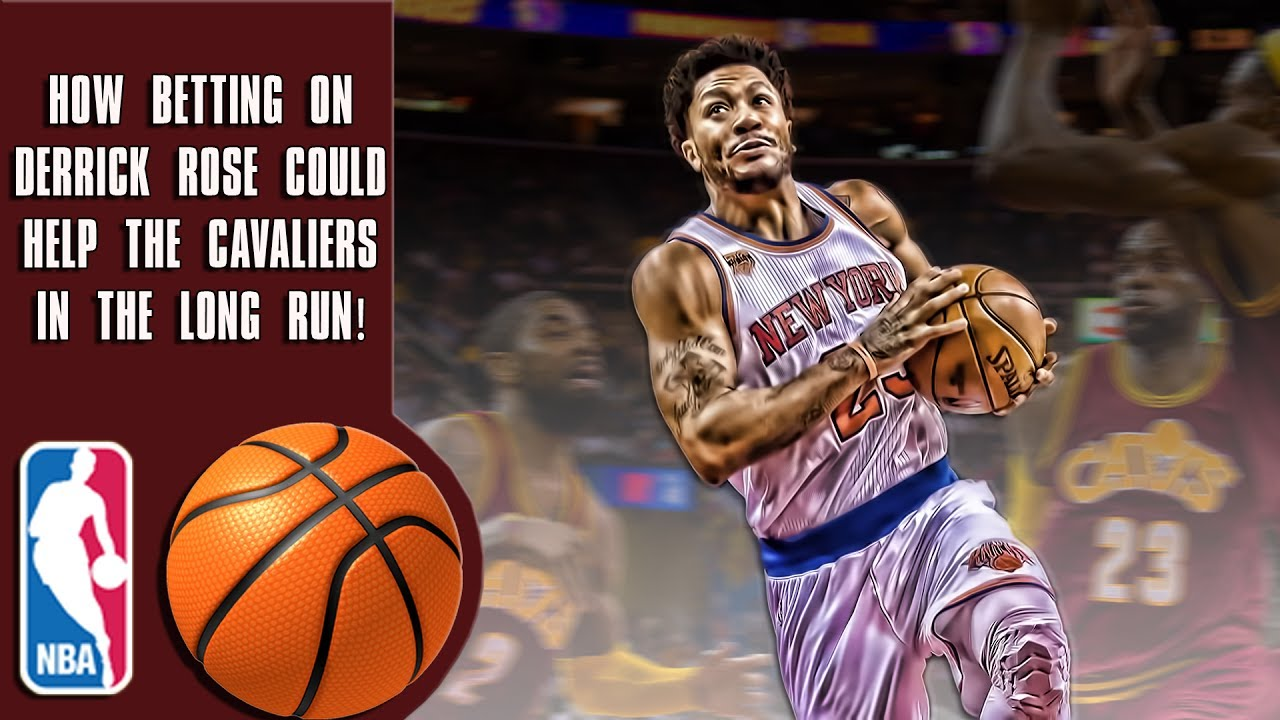 9e4f7169d71 How betting on Derrick Rose as the starting point guard could help the  Cavaliers