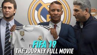 FIFA 19 Alex Hunter THE JOURNEY FULL MOVIE (all cutscenes/cinematics) Chapter 2