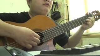 [Guitar Solo] Tôi ngàn năm đợi (St Kim Tuấn) - Mèo Ú