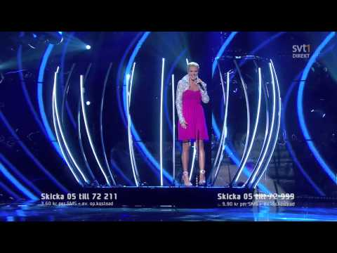 Клип Sanna Nielsen - I'm in Love