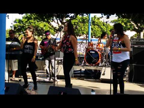 Isle Five - Its A Pity (Riddim Fest 2014 at Waterfront Plaza)