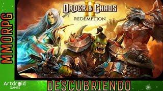 Order and Chaos 2 Redemption en Español! El MMORPG que te recordara a WOW!