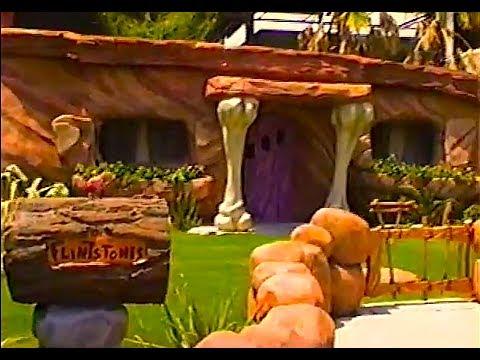 The Flintstones 4343 Bc Bedrock County Universal