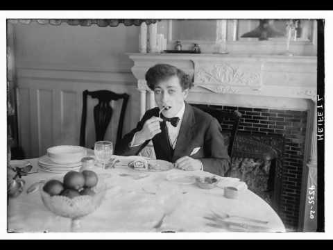 Jascha Heifetz — Finale— Allegro assai vivace