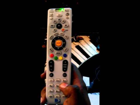 How To Program Your Directv Universal Remote To Your Tv