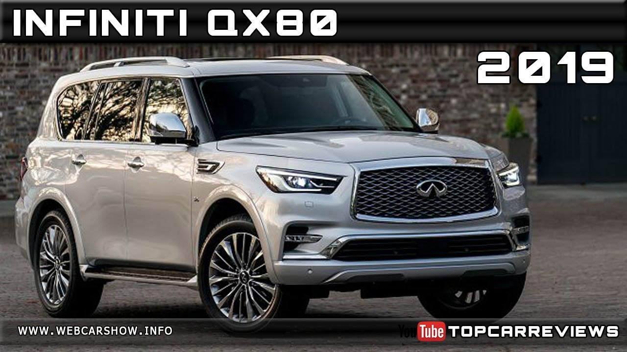 Infiniti Q80 Release Date >> 2019 INFINITI QX80 Review Rendered Price Specs Release Date - YouTube