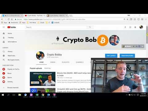 best cryptocurrency experts on youtube