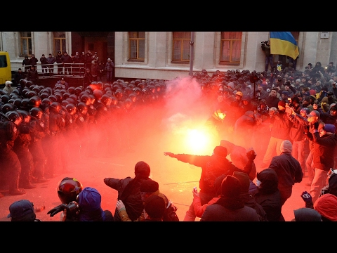 Ukraine and the Middle East: Revolutions, Part 6