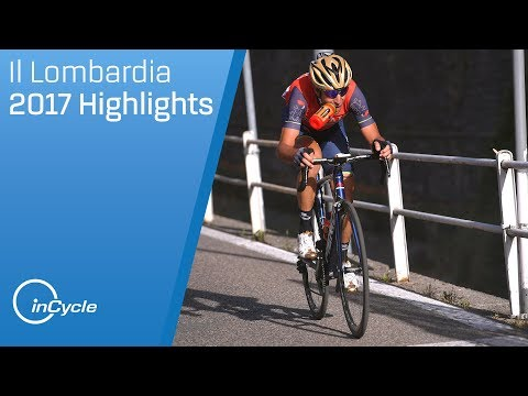 Il Lombardia 2017 - Highlights