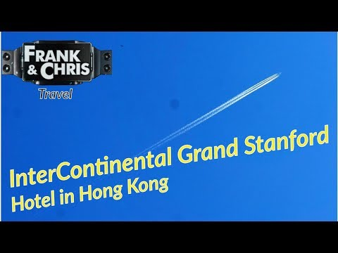InterContinental Grand Stanford Hong Kong - Impressions by Frank&Chris