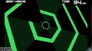Repeat youtube video WORLD RECORD - Hexagoner - Super Hexagon