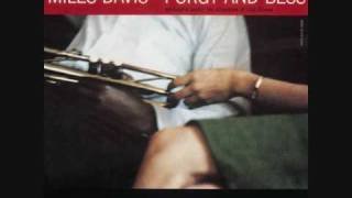 Miles Davis - Gone, Gone, Gone