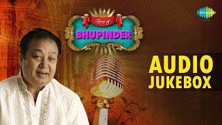 Best Of Bhupinder | Jibaner Ektaratar | Bengali Songs Audio Jukebox