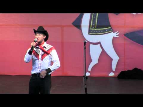 Clog America, USA - XXVII International Folklore Meeting Lublin 2012 - 14.07.2012 - Part 1