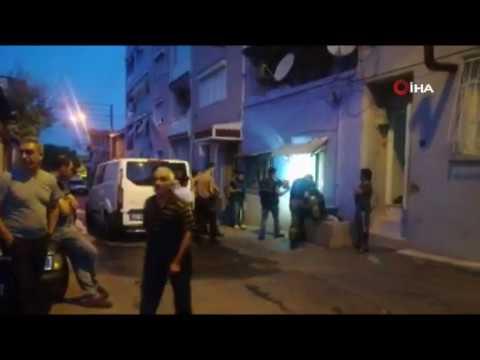 İzmir'de yangın sonrası şüpheli ölüm