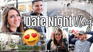 2020 MARRIED DATE NIGHT VLOG 🤍 SPEND THE EVENING WITH US :: THIS CRAZY LIFE VLOG
