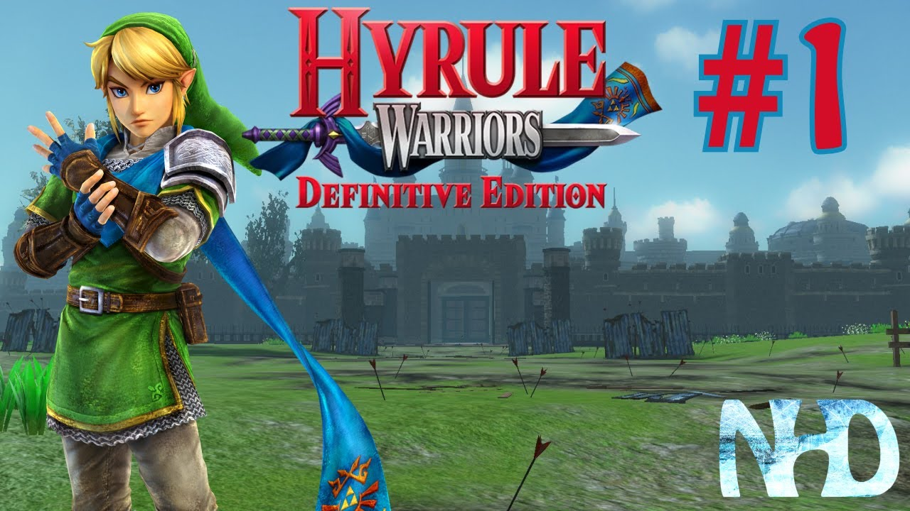 Hyrule Warriors Definitive Edition Legend Mode Pt1 The Armies Of Ruin Youtube