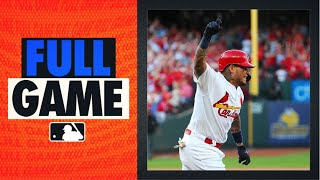 2019 NLDS Game 4 FULL GAME - Braves vs. Cardinals (Yadier Molina walks it off in 10th)